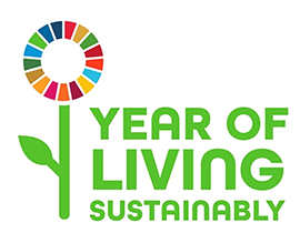 Year of Living Sustainably - United Nations Sustainable Development